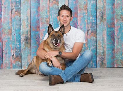 Hundeschule-Portrait