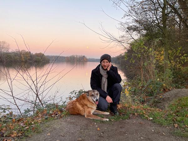 Hundetraining-Portrait